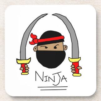 Ninja Range Beverage Coasters