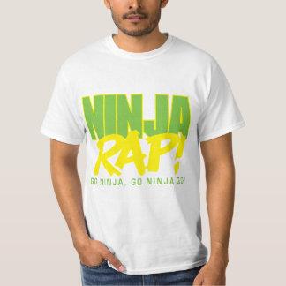 Ninja Rap! Go Ninja, Go Ninja Go! T-Shirt