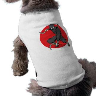 Ninja Tshirts De Perrito