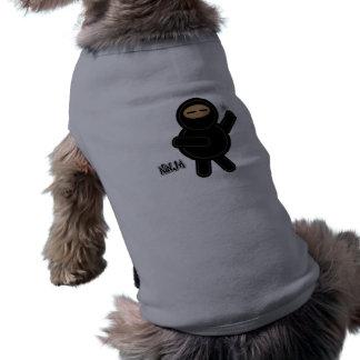 Ninja Camisas De Mascota