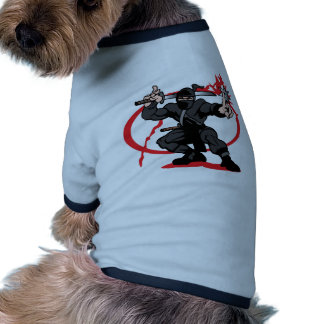 Ninja Ropa Perro