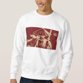 Ninja Scroll Jubei Pull Over Sweatshirt
