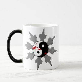 Ninja Shuriken Mug