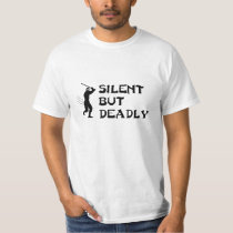 Ninja Silent But Deadly t-shirt