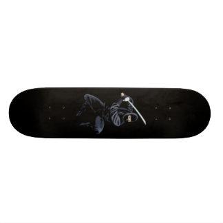 Ninja skateboard