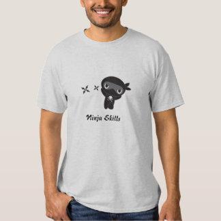 Ninja Skills T Shirt