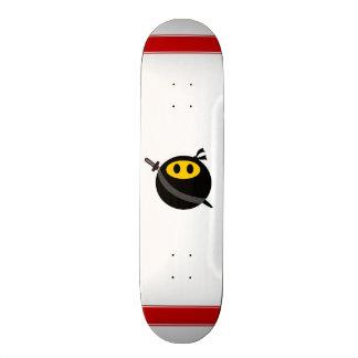 Ninja smiley face skate decks