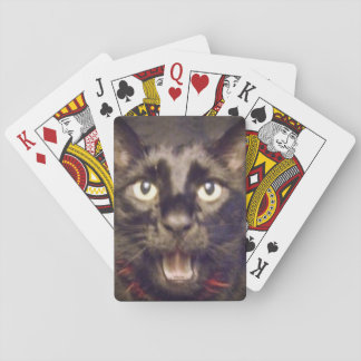 Ninja Speaks Playing Cards