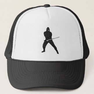 Ninja Stance Trucker Hat