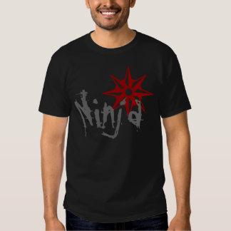 Ninja Star Shirt