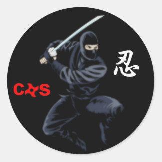 ninja sticker