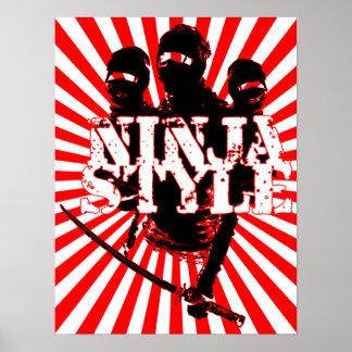NINJA STYLE : PRINT