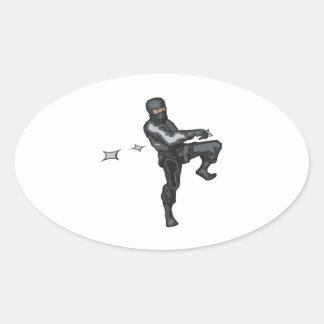 Ninja Style Sticker