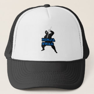 Ninja Swag Trucker Hat