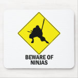Ninja Tapete De Ratones