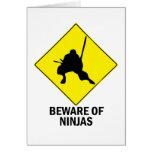 Ninja Tarjetón