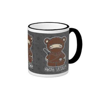 Ninja Teddy! Mug