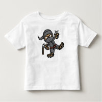 Ninja Toddler T-shirt
