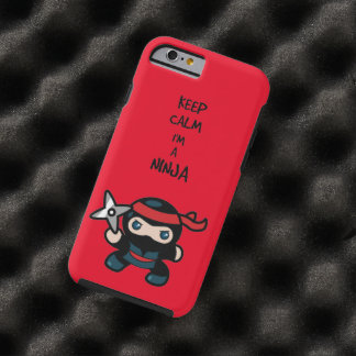 Ninja Tough iPhone 6 Case