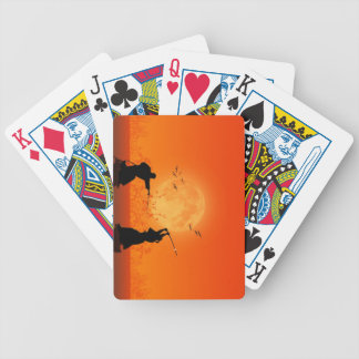 Ninja Training Playing Cards