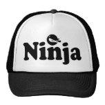 Ninja Trucker Hat