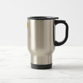 Ninja Trumpeter Travel Mug