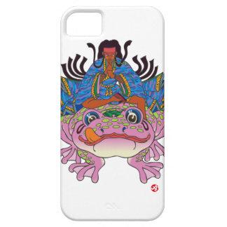 Ninja Tsukikage 忍者月景 iPhone SE/5/5s Case