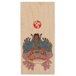 ninja frog japanese 忍者 和風 イラスト 月 kimono 妖術 忍術 夜 moonlight night asian girl pop ポップ 着物 amphibian animal 蛙 カエル toad ガマガエル