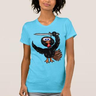 Ninja Turkey Shirt