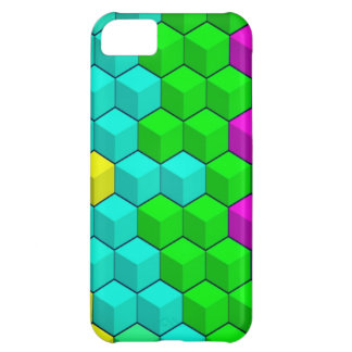 Ninja Turtle Qubed Cover For iPhone 5C