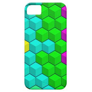 Ninja Turtle Qubed iPhone SE/5/5s Case