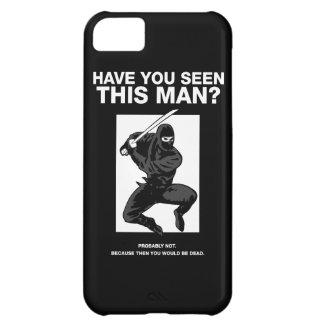 ¿Ninja - usted ha visto a este hombre