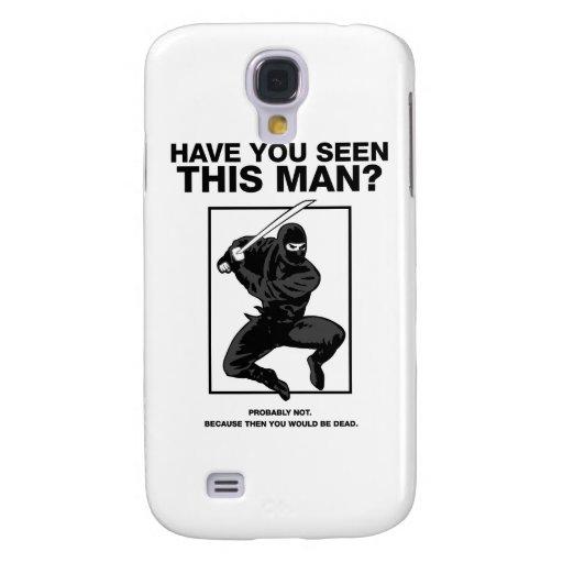 ¿Ninja - usted ha visto a este hombre?