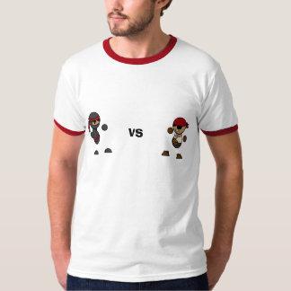 Ninja vs Pirate T-Shirt