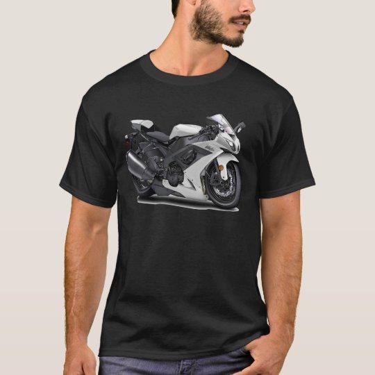 Ninja White Bike T-Shirt