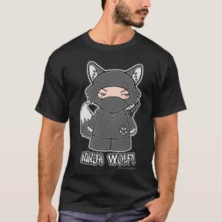 Ninja Wolf! T-shirt