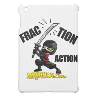 "Ninjabra - Wasabi ""Fraction Action"" iPad Mini Cover"