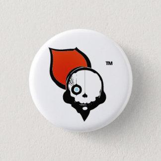 NinjaCruise Skull Pinback Button
