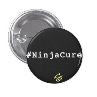 #NinjaCure but0.2 Pinback Button
