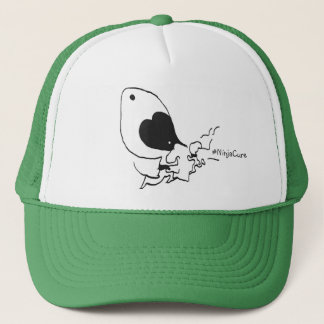#NinjaCure Cap0.4 Trucker Hat