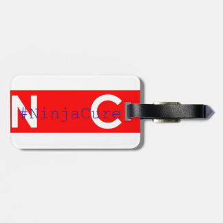 #NinjaCure Luggage Tag0.2 Bag Tag