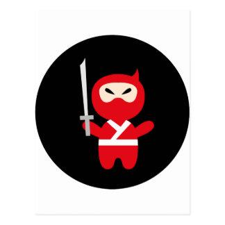 NinjaCutie10 Postcard