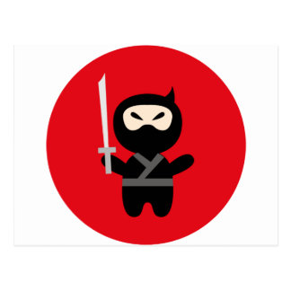 NinjaCutie5 Postal