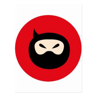 NinjaCutie6 Postcard