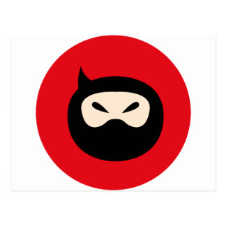 NinjaCutie6 Tarjetas Postales