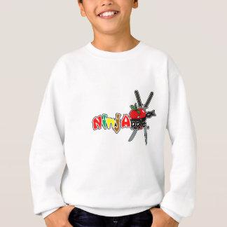 NinjApple Nobu character Sweatshirt