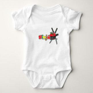 NinjApple Nobu character Tee Shirt