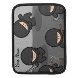 Ninjas iPad Sleeve Case