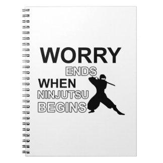 Ninjutsu Design Notebook