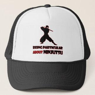 ninjutsu Designs Trucker Hat